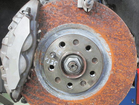TBR Technical Corner: Influence of Friction Material on Corrosion-Induced Brake Judder during the Removal of Rust (Part 3 out of 3)
