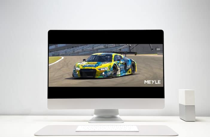 MEYLE and T3 Motorsport to start a new sim racing series
