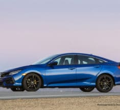 Honda Civic Si Practical Fun in a Stylish Package