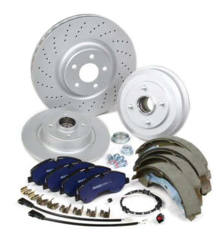 Borg & Beck offer brake products for the discerning professional technician