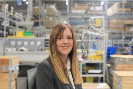 Haldex promoted Nicola Gregory to the post of Executive Vice President Supply Chain and Operations