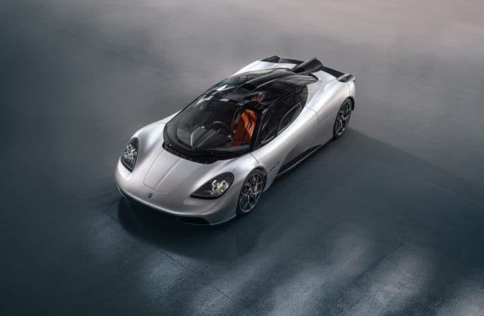 The new T.50 supercar from Gordon Murray Automotive features a braking system by Brembo