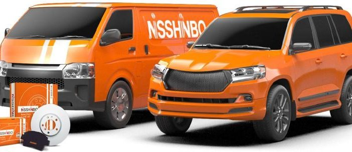 Nisshinbo introduces new friction material – Strong Ceramic – for lightweight commercial vehicles and sport utility vehicles
