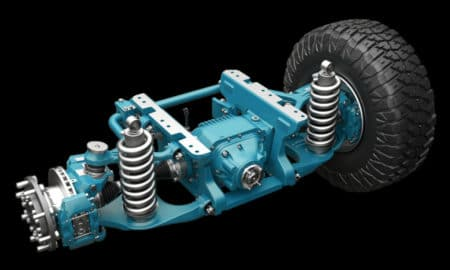 BASE selects Alcon as braking system partner for specialist vehicle axle projects