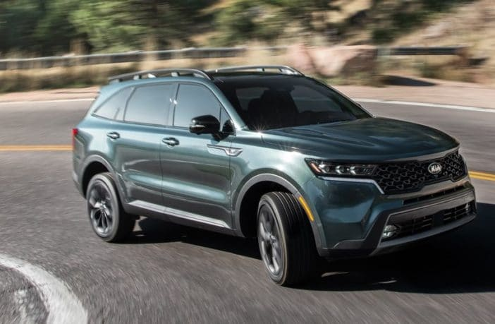 All-new 2021 Kia Sorento features ADAS