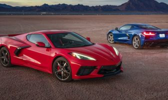 GM will soon begin notifying owners of the C8 Corvette and other models about an electronic brake boost recall