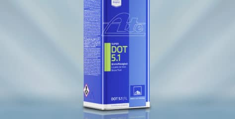 Continental Adds ATE Super DOT 5.1 Brake Fluid to Range