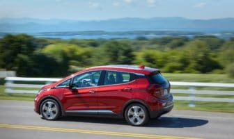 Certain 2020 Chevrolet Bolt EVs have been recalled due to a potentially faulty front caliper