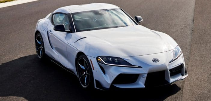 Toyota Supra Gains Muscle and Finesse for 2021