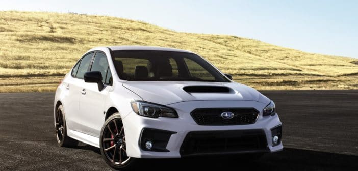 Subaru Rally-Inspired WRX a Champ on the Street