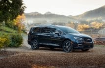 Pacifica reaches new minivan heights with Pinnacle model