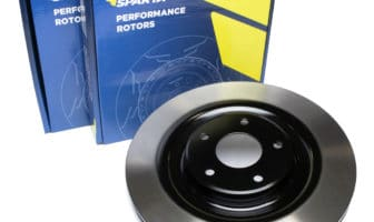 Sparta Brakes launched a new range of GPe brake rotors