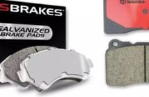 TopSpeed.com selected Brembo and NRS Brakes as the number one and two aftermarket brake pads