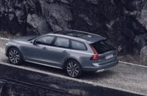V90 Cross Country Not Your Father's Volvo Station Wagon