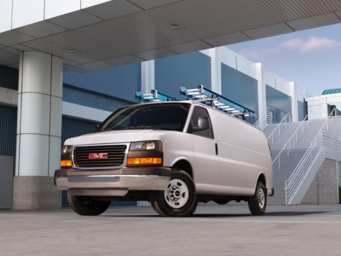 TSB issued by GM to address GMC Savana and Chevrolet Express van caliper issues