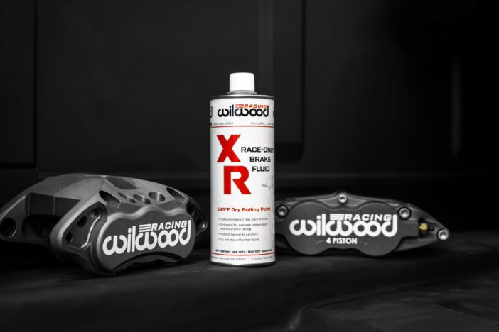 Wilwood introduces the new XR Race-Only Brake Fluid
