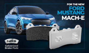 NRS Brakes has launched an aftermarket kit for the new Mustang Mach-E