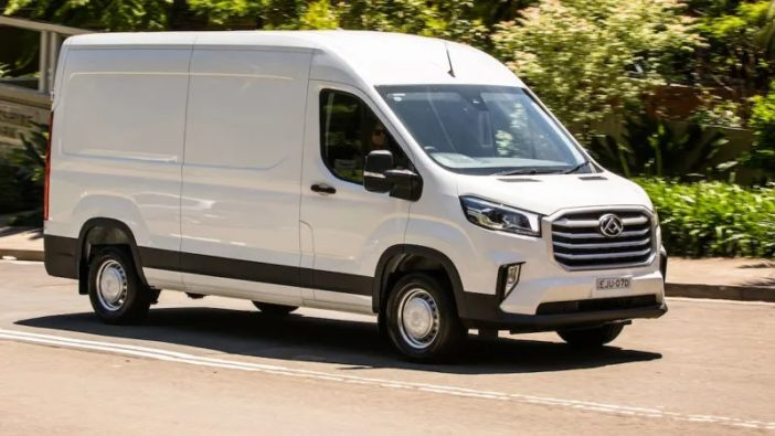 Ateco is recalling its LDV van due to brake issue