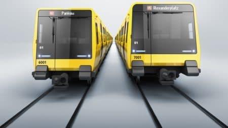 Stadler, Knorr-Bremse Deal for Berlin Train Components