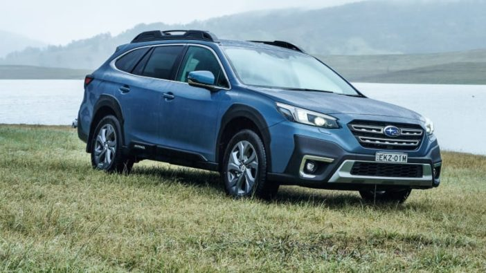 The 2021 Subaru Outback has two separate brake-related recalls in Australia