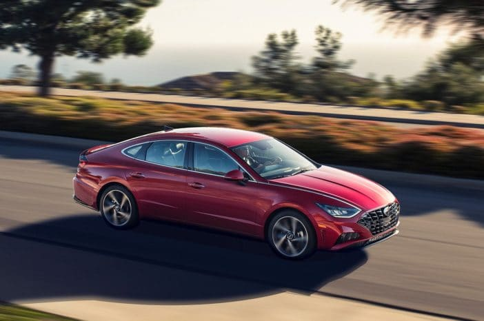 The 2021 Hyundai Sonata is exceptoinal large-car value