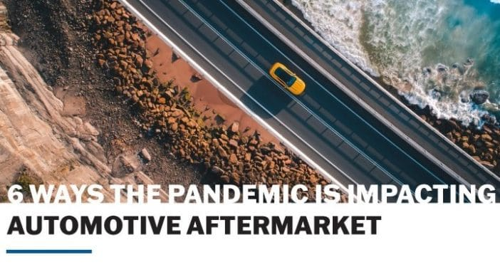 The pandemic has provided a boost for the automotive aftermarket