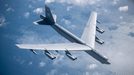 Collins Aerospace has been selected by the U.S. Air Force to modernize the brakes and wheels of the B-52