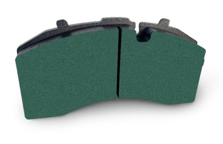 "Bremskerl recently filed registration with the U.S. Patent and Trademark Office for the company's ""Color Green as applied to the surface of brake pads for vehicles"""