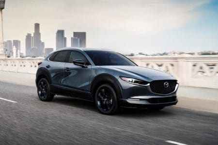 The Mazda CX-30 is the complete compact SUV package